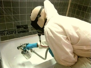 Реставрация стальной ванны